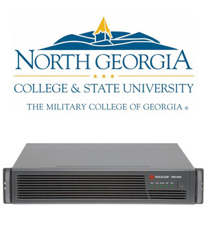 North Georgia State - Polycom RSS 4000