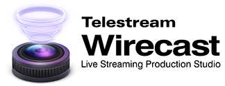 Telestream-Wirecast-Logo